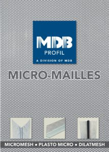 Brochure micro-mailles