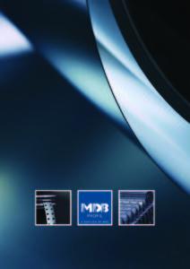 Catalogus MDB Profil